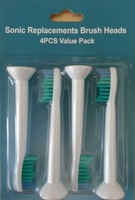 Wholesale 4000pcs P-HX-6014 Electric Toothbrush Heads Replacement  6014 6013 Pro Results Sonicare for men women
