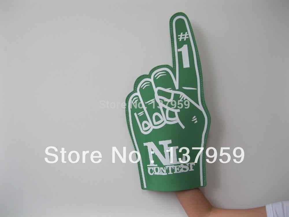 Plain Foam Finger hand foam finger China