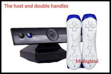 Venta caliente! Consola de 32 bits de videojuegos televisión inalámbrica con 2 controladores de juego para los niños(China (Mainland))