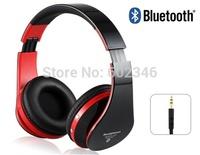 Free Shipping + Wireless Headphones Studio Minions KG-5012 Multifunctional On-ear Foldable Stereo Bluetooth Headphones