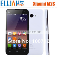 Xiaomi M2S Qualcomm Quad Core 3G mobile phone MIUI OS 4.3'' IPS 2GB RAM 16GB/32GB ROM Dual Camera 13.0MP BT GPS FM Android 4.1