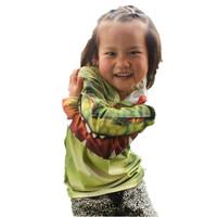 2014 new brand 3D Crocodile cartoon children hoodies Free shipping wholesale (5pcs/lot) 3~11age shij