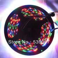 5M 60Pixels/M Individually Addressable WS2812B WS2811 5050 RGB LED Strip 5V #NP