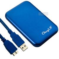 "2.5"" Sata I/II External Enclosure case support USB 3.0 Hard Drive Disk 2TB Sata I/II External Storage Box 0.32-CS301B"