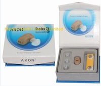 DHL free shipping New arrival high quality AXON K-83 cozy mini Hearing Aid adjustable tone Sound Amplifier 20pcs/lot
