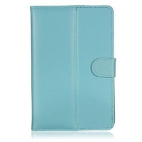 "Free Shipping Universal Folio Leather Case Cover Stand For ipad 9.7"" Inch  Tablet PC eBook Reader"