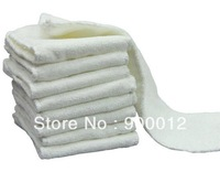1202 Free Shipping Baby inserts Microfiber 500 Pcs 2 layers Reusuable microfiber Baby Cloth Diaper Nappies inserts