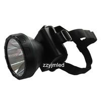 1500 Lumens Rechargeable 15-Watt Cree T6  LED Li-ion Mining Headlights