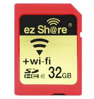 Brand ez Share 16G WiFi SD Card Class10 Memory Card For Camera Photographer Shower Casio TR100 TR150 TR200 Free Shipping
