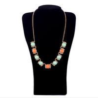 Fashion accessories candy color sweet all-match necklace pendant necklaces pendants best friend