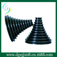 coating ceramic step cone  pulley