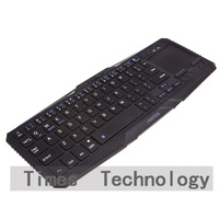 5pcs/lot Ultrathin Bluetooth Touchpad Keyboard with universal remote control for smart TV,DVB,tablet pc,smartphone,free shipping