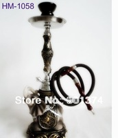Authentic Hooka Nargila  khalil Mamoon Shareef Hookah Egyptian Shisha-Elephant style-hm1058b-free shipping
