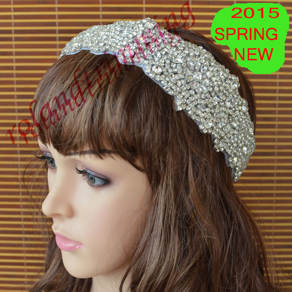 free shipping 2015 new wedding hair accessories for hair bride bridal headband RA345-hairband(China (Mainland))