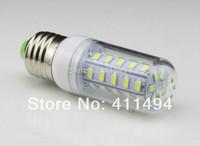 5pcs/lot New and hot selling 110V 100-120v 12W E27 SMD 5730 LED corn bulb lamp 36 LEDS 1180LM Warm white /white led lighting
