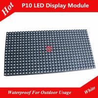 Evershine Outdoor Weatherproof  White P10 LED Panel Unit Module