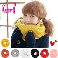 Sleeve head scarf Korean female winter warm winter wool scarf scarves wholesale unisex cross twist