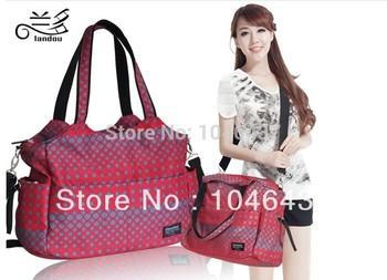 ! 4 Цветs 2014 Модныйal Multifunction Baby Diaper Bags/Baby Changing Bag With Big ...