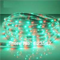 2014 Good price Advertising Decorative lights 3528 waterproof rgb led strip AC 220V