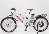 White X8-II Mountain Ebike 48V 1000W Electric Bike with 48V 20Ah Li-ion Battery,Shima Hydraulic Disc brake