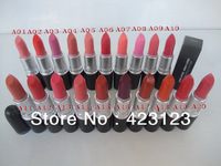 glue stick 2013 New lustre lipstick rouge a levres 3g makeup lipstick cosmetics lip stick free shipping