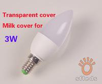2014 NEW Free Shipping 1Pcs/Lot E14 E27 B22 SMD2835 5W SMD5730 9W AC220V Warm White/White Candel LED Light Blub Lamp
