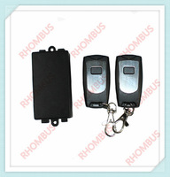 Free ship wireless remote control switch system12V 1CH transmitter &receiver Access/door Control System Momentary 315MHZ