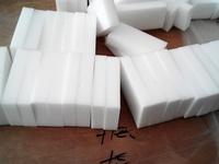 102pcs wholesale white magic sponge eraser melamine cleaner,melamine sponge for kitchen to washing dishes 100x60x20,100pcs+2/lot