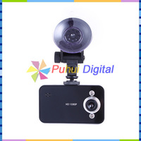 K6000 novatek 2.4 inch TFT Screen Car DVR Recorder car dvr , car black box 720P ov9712 High Quality