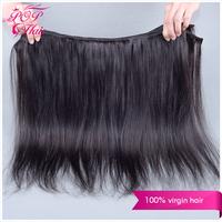 Ali POP hair brazilian virgin hair straight 3pcs lot,quality guarantee 7Abrazilian virgin hair extension,best human hair dyeable