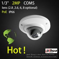 DAHUA IPC-HDB3200C 2MP 1/3  CMOS Dome Camera Micro SD card 2Megapixel H.264 POE ONVIF CCTV Cameras Full HD 1080P OFF IP66
