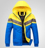 The Winter Coat of down cotton new Winter Jackets for Men rlx Outerwear and Fast Shipping Size L To XXXL