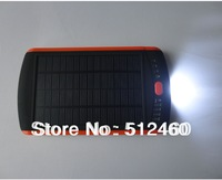 23000mAh (85Wh) Super powerful Solar Power Bank External Backup Battery Charger For Mobile Phone, MP3, MP4, PDA