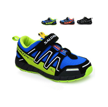 2014 Salomon child sport shoes, boys and girls sneakers, Повседневный athletic shoes ...