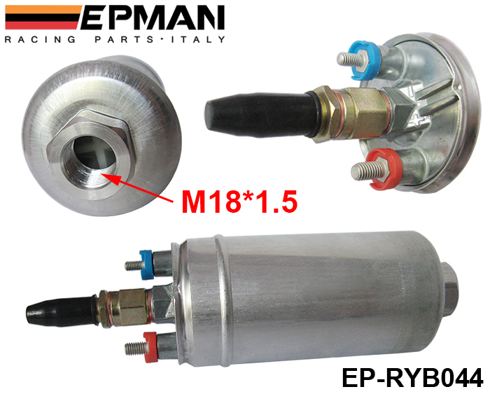 Tansky -- TOP QUALITY External Fuel Pump 044 OEM:0580 254 044 Poulor 300lph EP-RYB044(China (Mainland))