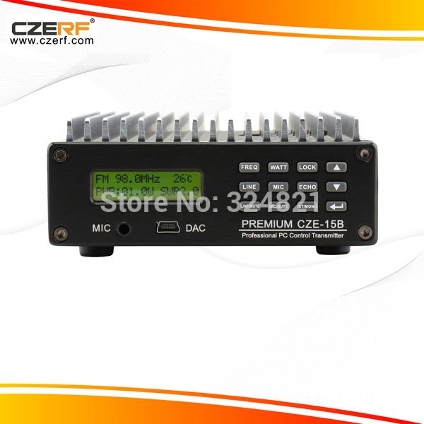 Free Shipping CZE-15B 15w MP3 Car Player USB FM Transmitter Kits(China (Mainland))