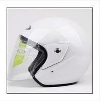 YEMA 612 motorcycle helmet / electric bicycle helmet with anti-UV mirror, 58-60cm