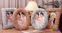 Victorias fashion luxiurious resin photo frame, 8 inch,  wedding gift , free shipping