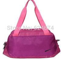 HOT!2014 The New Upgraded version women 's Handbag Shoulder Bag Messenger Gym Bag Sports Bag fitness Bag + FREE SHIPPING