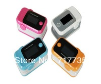 Facroty supply Portable Digital Fingertip Pulse Oximeter Monitoring SPO2 PR with Alarm, New Mini Oximeters