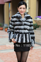 faux chinchilla coat price