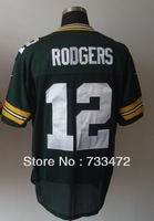 Free Shipping #12 Aaron Rodgers Elite Jersey,American Football Jersey,Authentic Jersey,Embroidery Logo,Factory Price