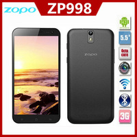 """Win ZOPO ZP998 MTK6592 Octa Core Mobile Phone 1920*1080 Display Resolution 5.5""""screen android 4.2 OS"""