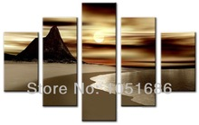 ocean waves oil painting promotion