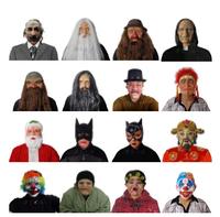 Free Shipping Halloween Christmas mask latex mask figure mask