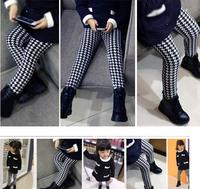 Retail children's snow Leggings Baby Kids Pants Children's Printing Leggings Girl's legging 1Height Pencil baby girl leggings