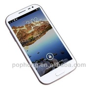 Ebay China mobile S9500 5.0inch 480*854 multi-touch screen mtk6582 quad core android 4.2 Rom 4G 13.0MP camera cellphone