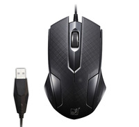 New arrival Resuli hot selling New Good Feel USB Wired Game Optical Mice Mouse for CF for CS for WOW Freeshipping