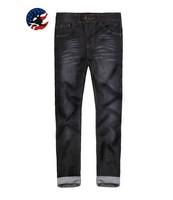 2014 Winter New Name Brand Jeans for Men/Classic Design Denim Mens Jeans Slim/Free Shipping Modern Fashion Regular Black  Jeans