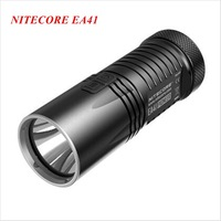 1pc Nitecore EA41 Pioneer Cree XM-L2 T6 LED Flashlight 960 lumens by 4* AA Battery With Orginal Package + Free Shipping